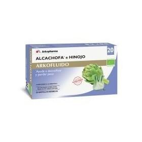 ARKOFLUIDO ALCACHOFA - HINOJO AMP BEBIBLES  20 AMP