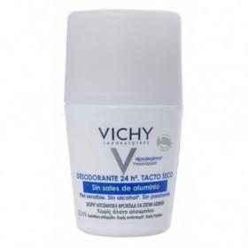 VICHY DESODORANTE 24 H SIN...