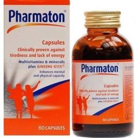 PHARMATON COMPLEX CAPS  60...