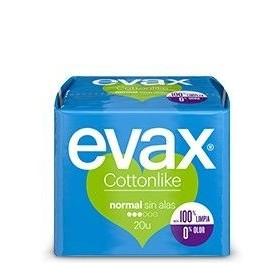 EVAX COMPRESA COTTONLIKE...