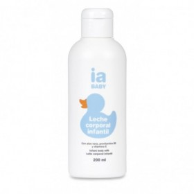 IA BABY LECHE CORPORAL INFANTIL INTERAPOTHEK 200 ML