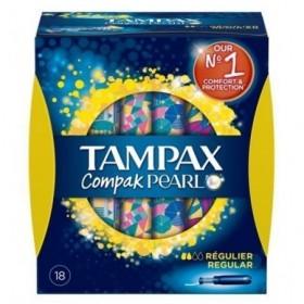 TAMPAX COMPAK PEARL REGULAR...