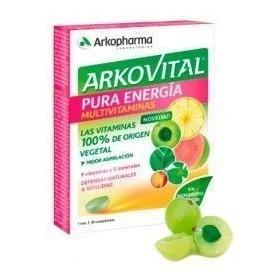 ARKOVITAL PURA ENERGIA 30...