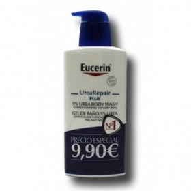 EUCERIN COMPLETE REPAIR 10% UREA 400 ML (OFERTA 9.90€)