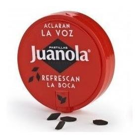 JUANOLA PASTILLAS CLASICAS  1 ENVASE 27 g