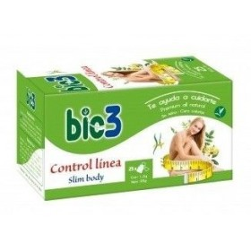 BIE3 SLIM BODY INFUSION  25 FILTROS 1,5 g