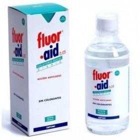 FLUOR AID 0,05 COL  1 ENVASE 500 ml