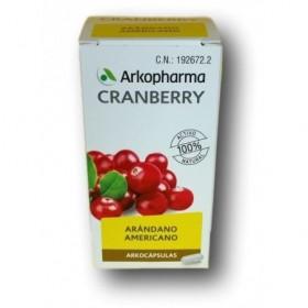 CRANBERRY ARKOPHARMA  50 CAPSULAS
