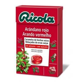 RICOLA CARAMELOS SIN AZUCAR...