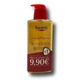 EUCERIN OLEOGEL DE DUCHA PIEL SEN PH-5 400 ML (OFERTA 9.90€)