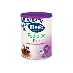 PEDIALAC PLUS CHOCOLATE SUPLEMENTO NUTRICIONAL HERO BABY 1 A