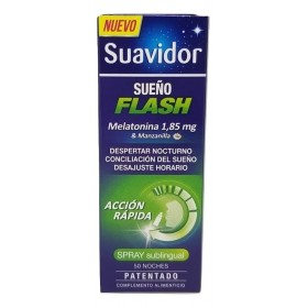 SUAVIDOR SUEÑO FLASH, SPRAY ACCION RAPIDA