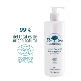DR.TREE LECHE CORPORAL ANTI-SEQUEDA PIEL SENSIBLE 400 ML.