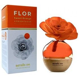 BETRES ON, AMBIENTADOR FLOR PREMIUM SWEET ORANGE 85 ML.