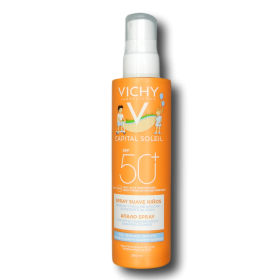 VICHY CAPITAL SOLEIL SPF 50+ SPRAY SUAVE INFANTIL  200 ML