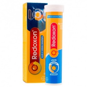 REDOXON EXTRA DEFENSAS VITAMINAS C-D Y ZIMC 15 COMP.EFER.