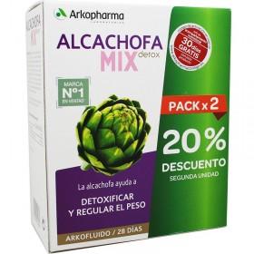 ARKO ALCACHOFA MIX DETOX 2X280 ML DIETA DE LA ALCACHOFA