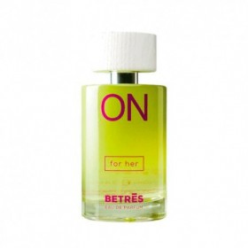 BETRES ON, PERFUME NATURAL MUJER 100 ML.