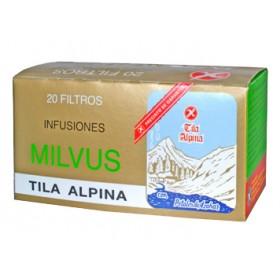 TILA ALPINA  20 FILTROS 1,2 g