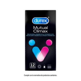 PRESERVATIVO DUREX CLIMA MUTUO 12UND.