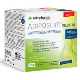 ADIPOSLIM MEDICAL ARKOPHARMA 45 SOBRES