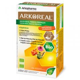 ARKOREAL JALEA REAL INMUNIDAD BIO 20 AMP 15 ML PROPOLIS/EQUI