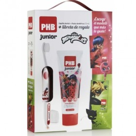 PACK PHB JUNIOR CEPILLO PLUS JUNIOR  + PASTA FRESA +REGALO