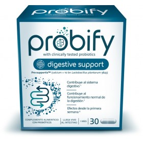 PROBIFY DIGESTIVE SUPPORT 30 CAPSULAS