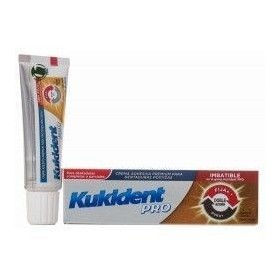 KUKIDENT PRO DOBLE ACCION CREMA PROTESIS DENTAL NEUTRO 40 G