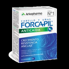 FORCAPIL ANTICAIDA CABELLO 30 COMP.