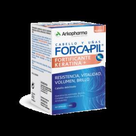 FORCAPIL FORTIFICANTE KERATINA 60 CAPS.
